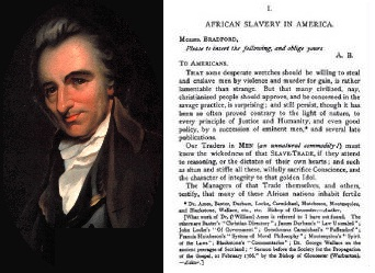 summer assignment  african slavery in america thomas paine slavery